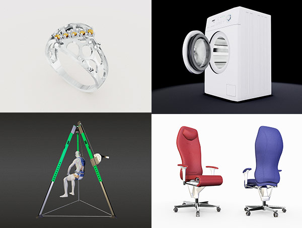 Interactive 3D Product Visualization
